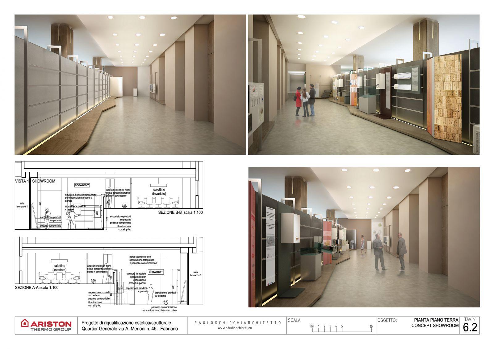 Disegni arch paolo schicchi studio di architettura for Disegni di uffici di garage